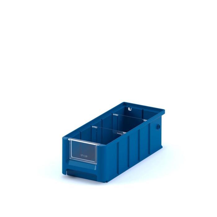 Контейнер полочный, SK 3109, 30х11,7х9см, синий