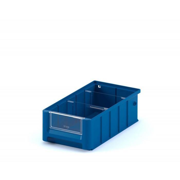 Контейнер полочный, SK 31509, 30х15,5х9см, синий