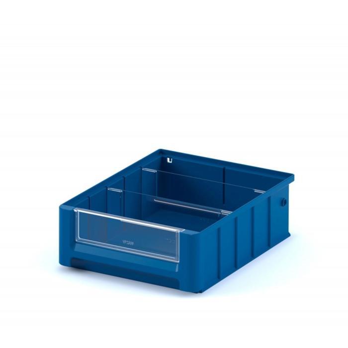 Контейнер полочный, SK 3209, 30х23,4х9см, синий