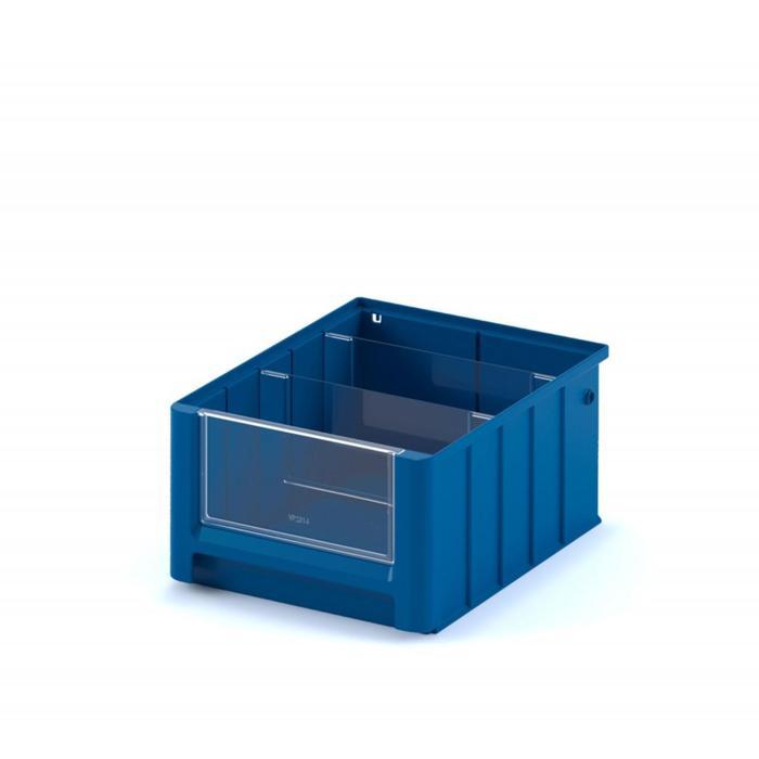 Контейнер полочный, SK 3214, 30х23,4х14см, синий