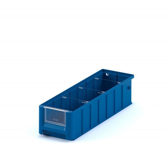 Контейнер полочный, SK 4109, 40х11,7х9см, синий
