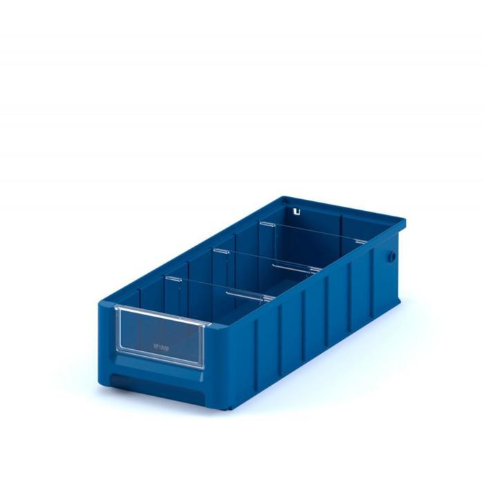 Контейнер полочный, SK 41509, 40х15,5х9см, синий
