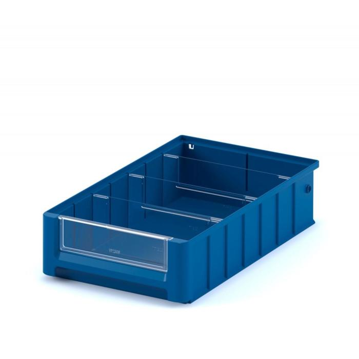 Контейнер полочный, SK 4209, 40х23,4х9см, синий
