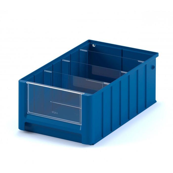 Контейнер полочный, SK 4214, 40х23,4х14см, синий