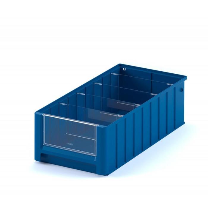 Контейнер полочный, SK 5214, 50х23,5х14см, синий