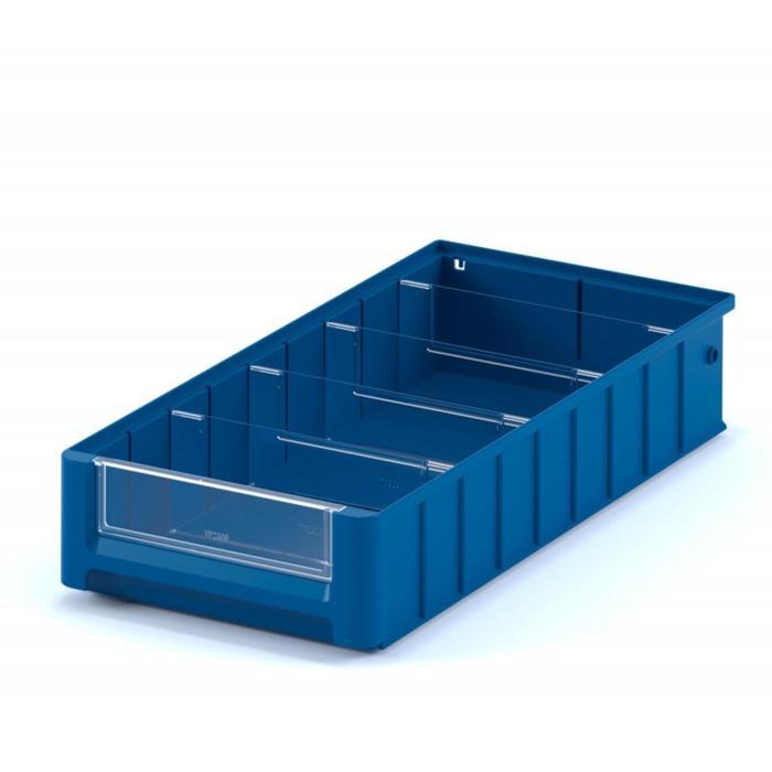 Контейнер полочный, SK 61509, 60х15,6х9см, синий