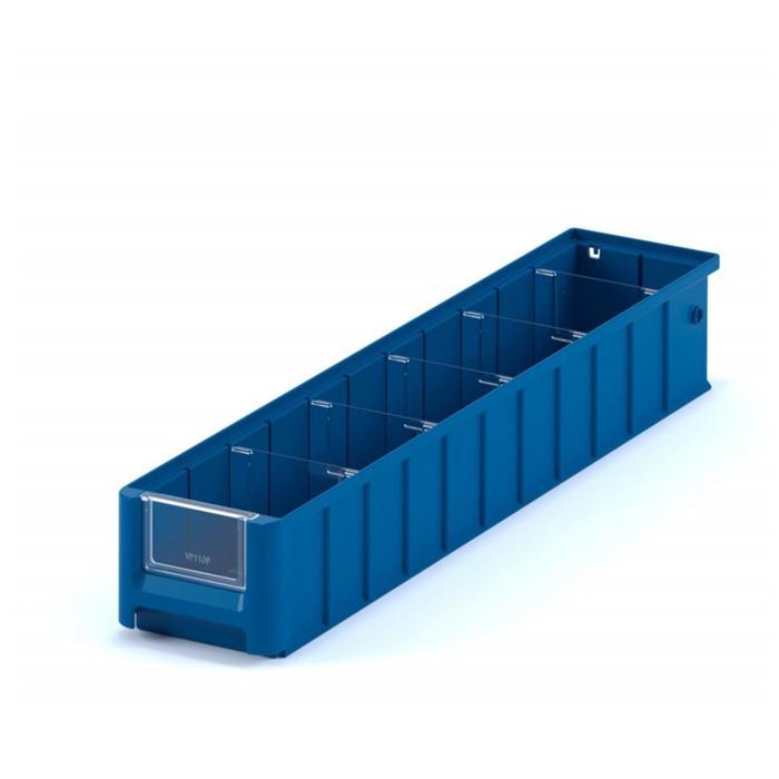 Контейнер полочный, SK 6209, 60х23,4х9см, синий