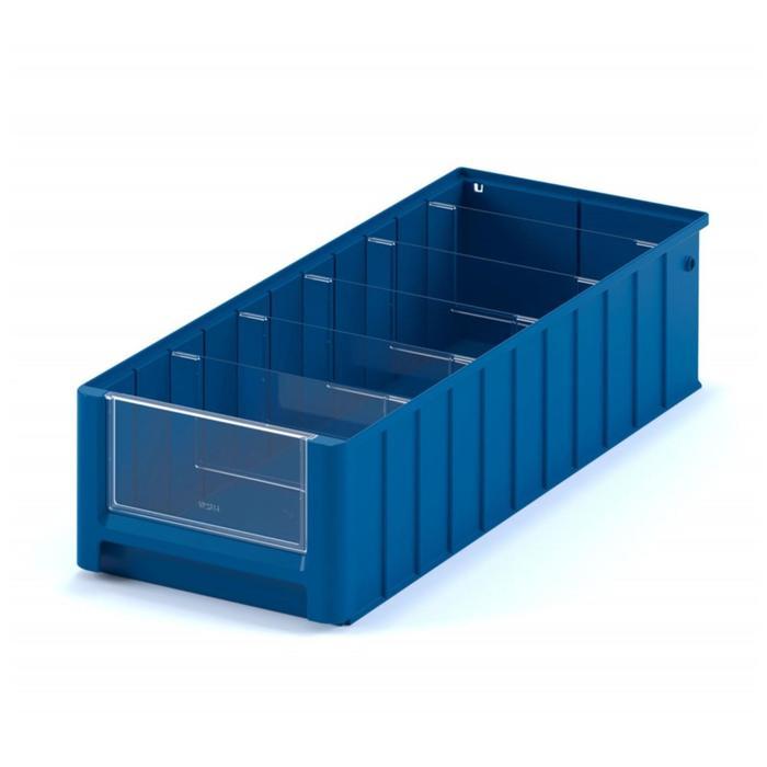 Контейнер полочный, SK 6214, 60х23,4х14см, синий