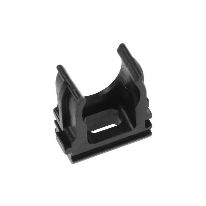Фиксатор РАЙС-ТОКС черный для труб 16 мм, 500 шт.