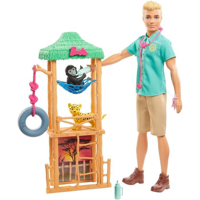 Игровой набор с Кеном