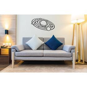 Деревянный интерьерный пазл EWA Design «Солнечная система»