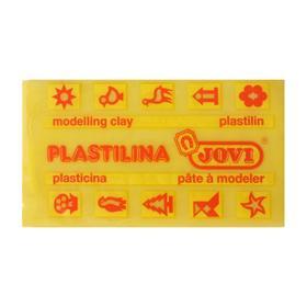 Пластилин 50 г JOVI, желтый (для малышей) Ош