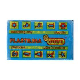 Пластилин 50 г JOVI, голубой (для малышей)