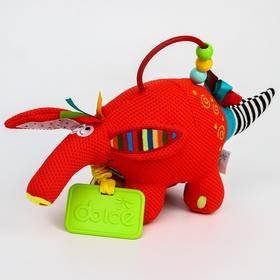 Развивающая игрушка «Малыш муравьеда»