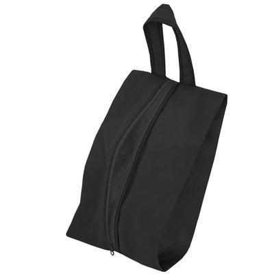 Чехол для обуви на молнии Premium Black, 40x25 см