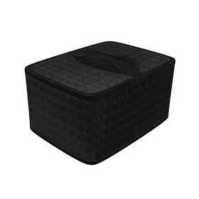 Органайзер для обуви на молнии Premium Black, 32x24x16 см
