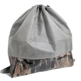 Чехол для хранения сумок с окном, 50x50 см, цвет серый Ош