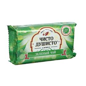 "Мыло туалетное ""Зелёный чай"" 100гр."