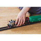 Железная дорога «Скорый поезд», длина пути 320 см, световые и звуковые эффекты, работает от батареек - Фото 12