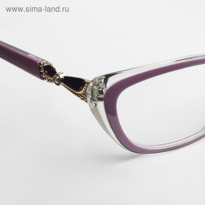 Очки корригирующие B 86008, цвет розовый, +2