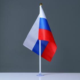 Держатель для флага - присоска силиконовая 12 шт 3х2 см Ош