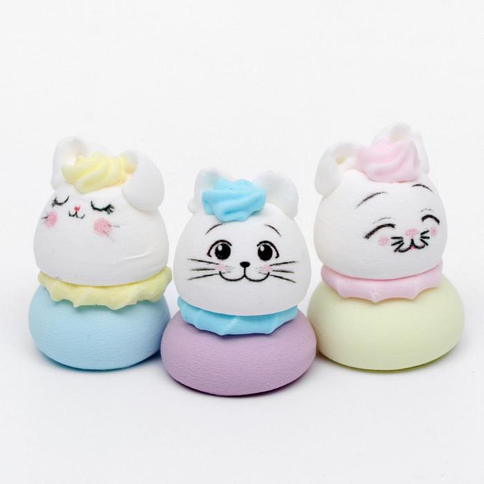 Сахарные фигурки «Котики цветные ТП», h 30 мм
