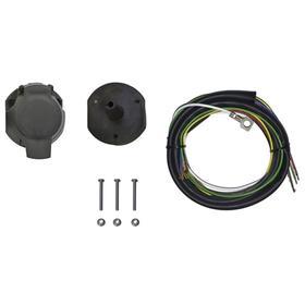 Комплект электрики Rival универсальный (резетка 7-pin + электропроводка 1,9 метра), F.PR19 Ош