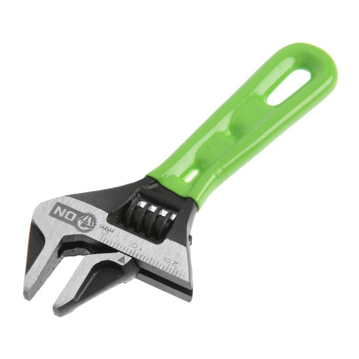 Ключ разводной c тонкими губками ON 04-01-150, 120 мм, 0-24 мм, CrV