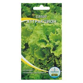 Семена Салат Аттракцион 0,5