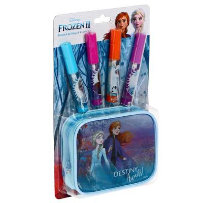 Игровой набор детской декоративной косметики для губ, Disney Frozen - Фото 1