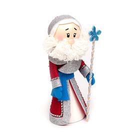 Создай куклу «Дед Мороз»