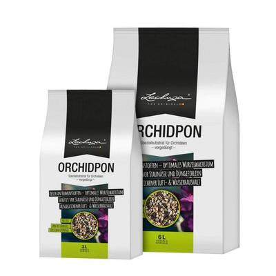 Субстрат для орхидей Lechuza ORCHIDPON, 3 л