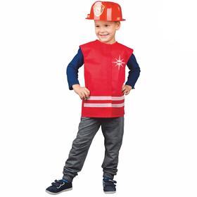 Игровой набор «МЧС №2» жилет, огнетушитель, каска, рация, в чехле