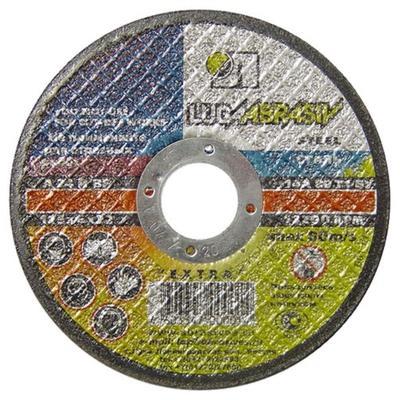 "Круг зачистной по металлу ""Луга"" 73410, 125x6.0x22.2 мм"