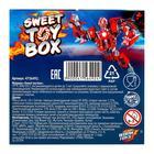Игрушка сюрприз Sweet TOY BOX, конфеты, трансформер - Фото 4