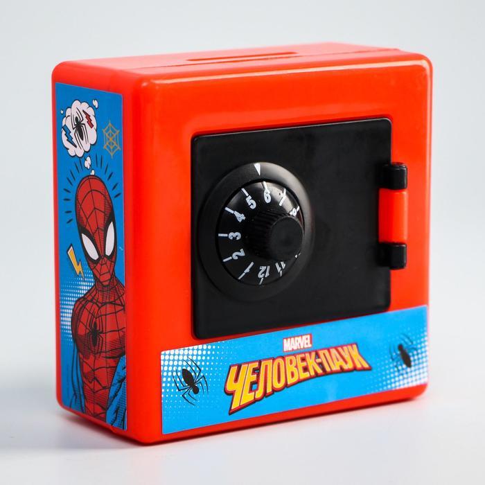 Копилка сейф, Человек-паук