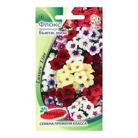 "Семена цветов Флокс друммонди ""Бьюти микс"",   0,1 г"
