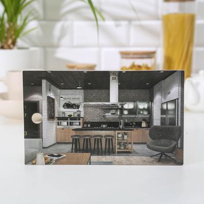 Доска разделочная «Интерьер», 15×25 см - Фото 1