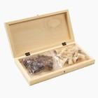 """Шахматы """"Волшебного Нового Года"""", дерево 30х30 см - Фото 3"""
