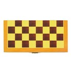 """Шахматы """"С Новым годом"""", дерево,  24х24 см - Фото 4"""