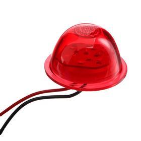 Указатель габаритов E-102, LED, 24 В,  красный Ош