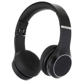 Наушники Pioneer SE-MJ771BT, накладные, беспроводные, Bluetooth 4.0, черные