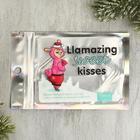 Патчи для губ Llamazing sweet kisses, коллаген