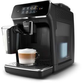Кофемашина Philips EP2231/40, автоматическая, 1500 Вт, 1.8/0.26 л, чёрная Ош
