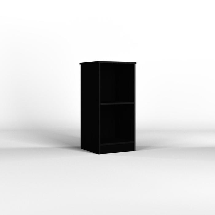 Стеллаж узкий 400380840 Черный
