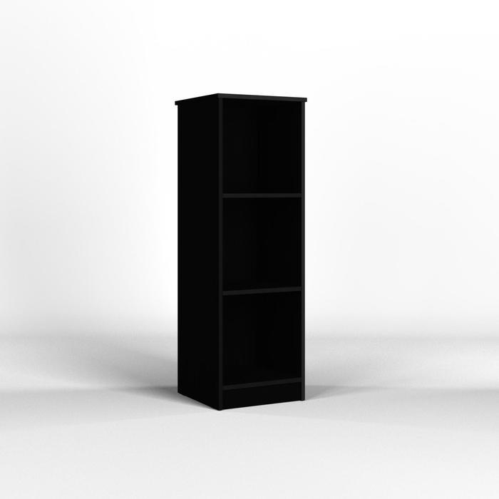 Стеллаж узкий 4003801220 Черный