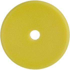 Полировочный круг SONAX ProfiLine, желтый, 143 для эксцентриков, мягкий, 493341