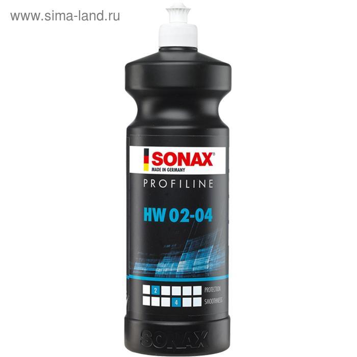 Твердый воск SONAX ProfiLine Nano Pro, 1л