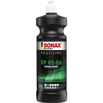 Финальная полировальная паста SONAX ProfiLine XP 02-06, 1 л, 297300