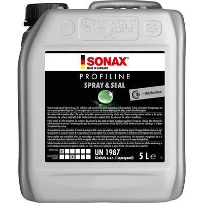 Быстрый блеск SONAX ProfiLine, 5 л, 243500
